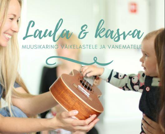 Muusikaring väikelastele ja vanematele